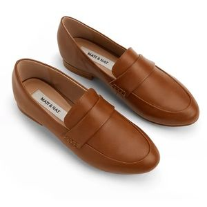 Matt & Nat Ivy vegan leather loafers